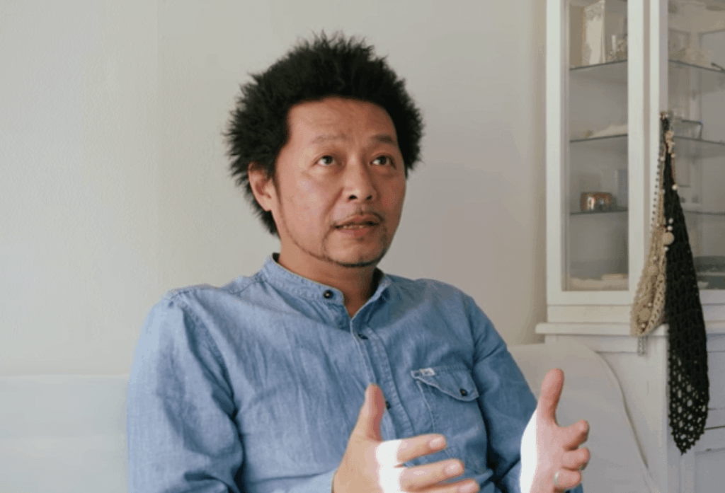 Atsushi: another life changed by Jesus Christ. His video life story appears in The Well, a gospel-centered website housing video life stories of people transformed through receiving Jesus Christ into their life
