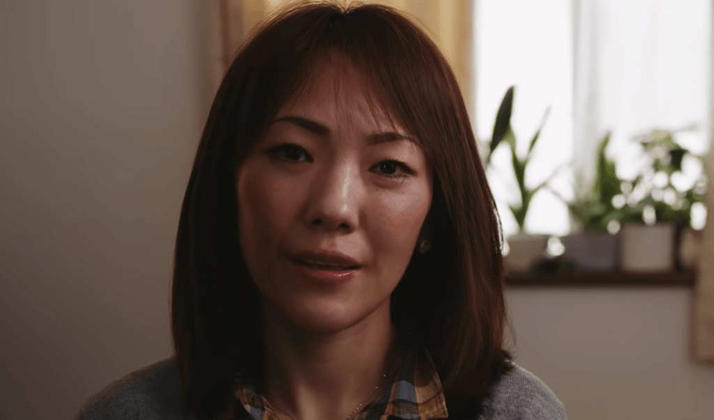Ritsuko: another life changed by Jesus Christ. Her video life story appears in The Well, a gospel-centered website housing video life stories of people transformed through receiving Jesus Christ into their life