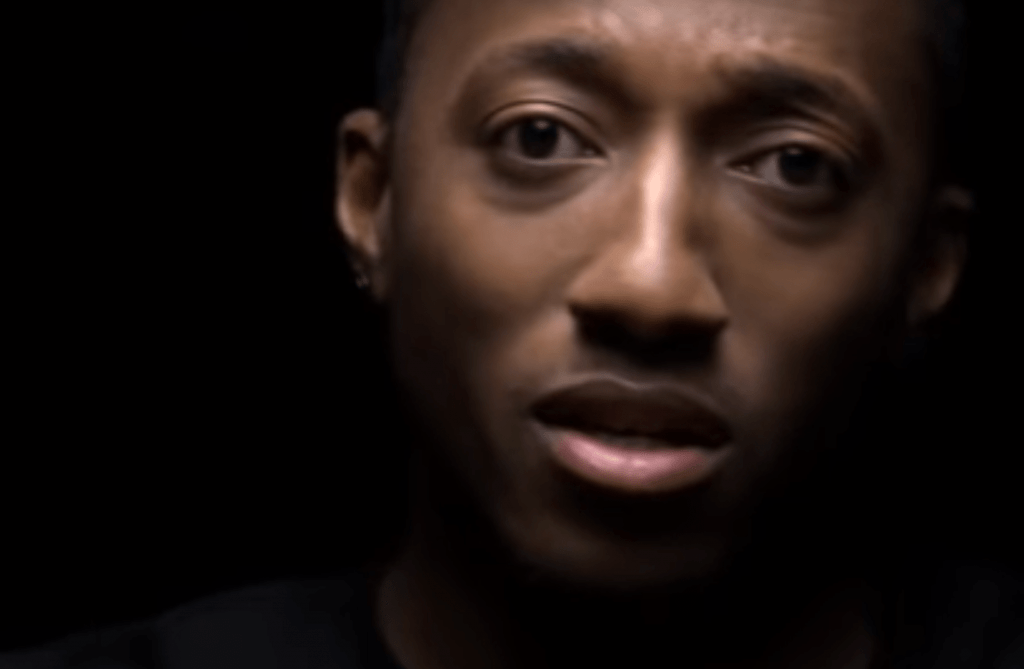 Lecrae: another life changed by Jesus Christ. His video life story appears in The Well, a gospel-centered website housing video life stories of people transformed through receiving Jesus Christ into their life