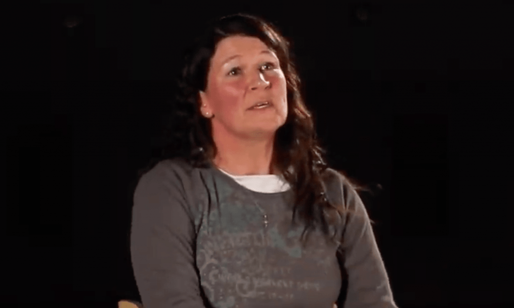 Monica: another life changed by Jesus Christ. Her video life story appears in The Well, a gospel-centered website housing video life stories of people transformed through receiving Jesus Christ into their life
