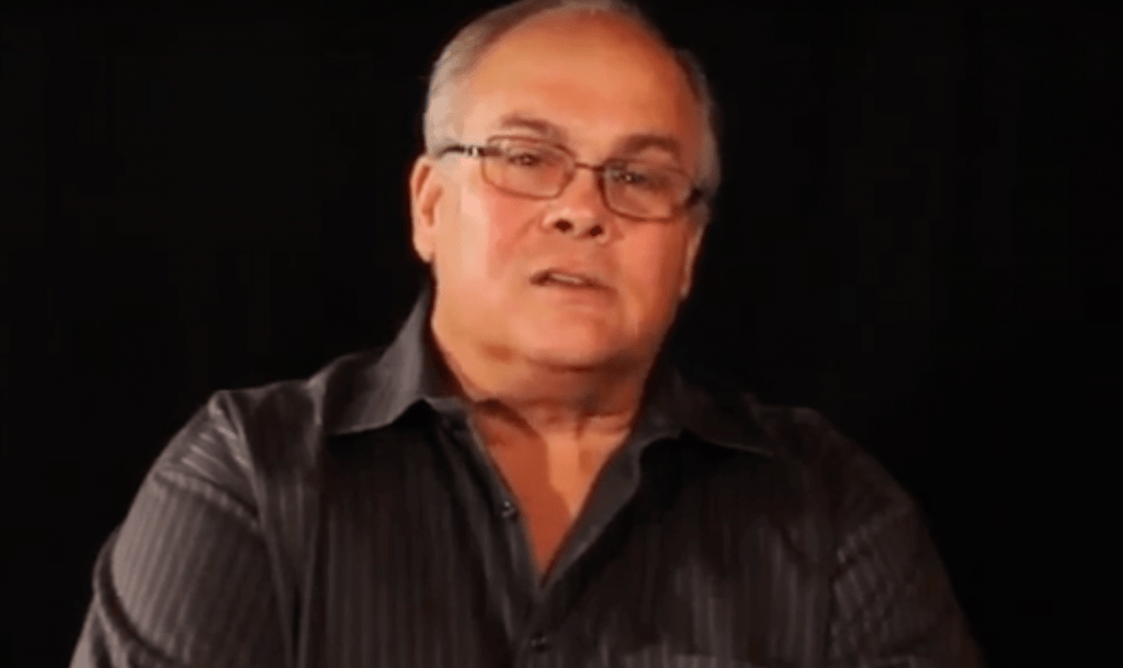 Chuck: another life changed by Jesus Christ. His video life story appears in The Well, a gospel-centered website housing video life stories of people transformed through receiving Jesus Christ into their life