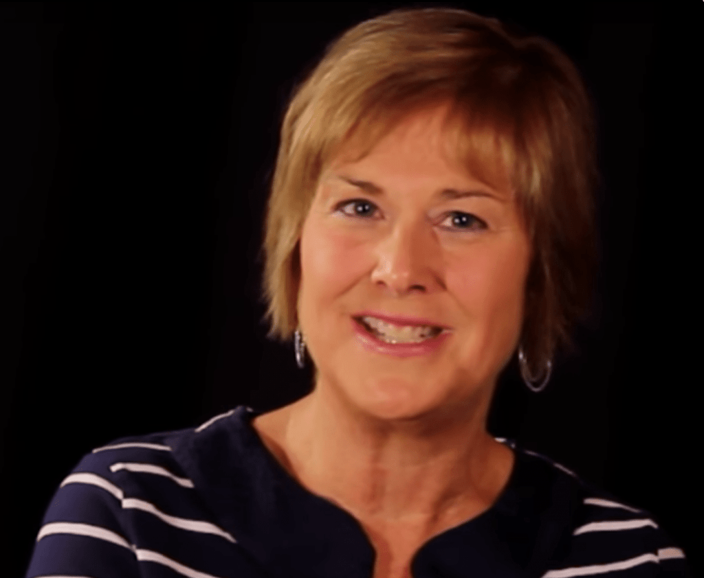 Donna: another life changed by Jesus Christ. Her video life story appears in The Well, a gospel-centered website housing video life stories of people transformed through receiving Jesus Christ into their life