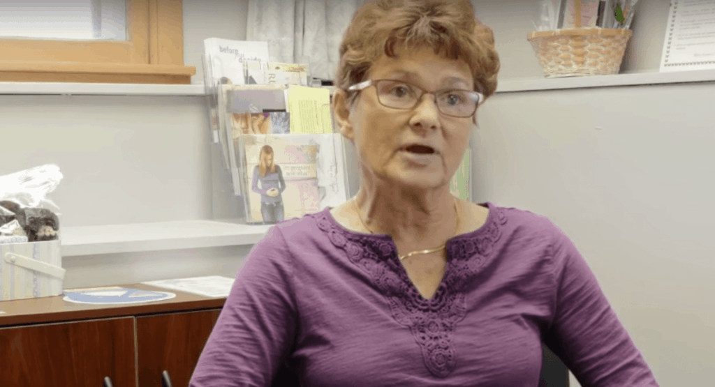 Linda: another life changed by Jesus Christ. Her video life story appears in The Well, a gospel-centered website housing video life stories of people transformed through receiving Jesus Christ into their life