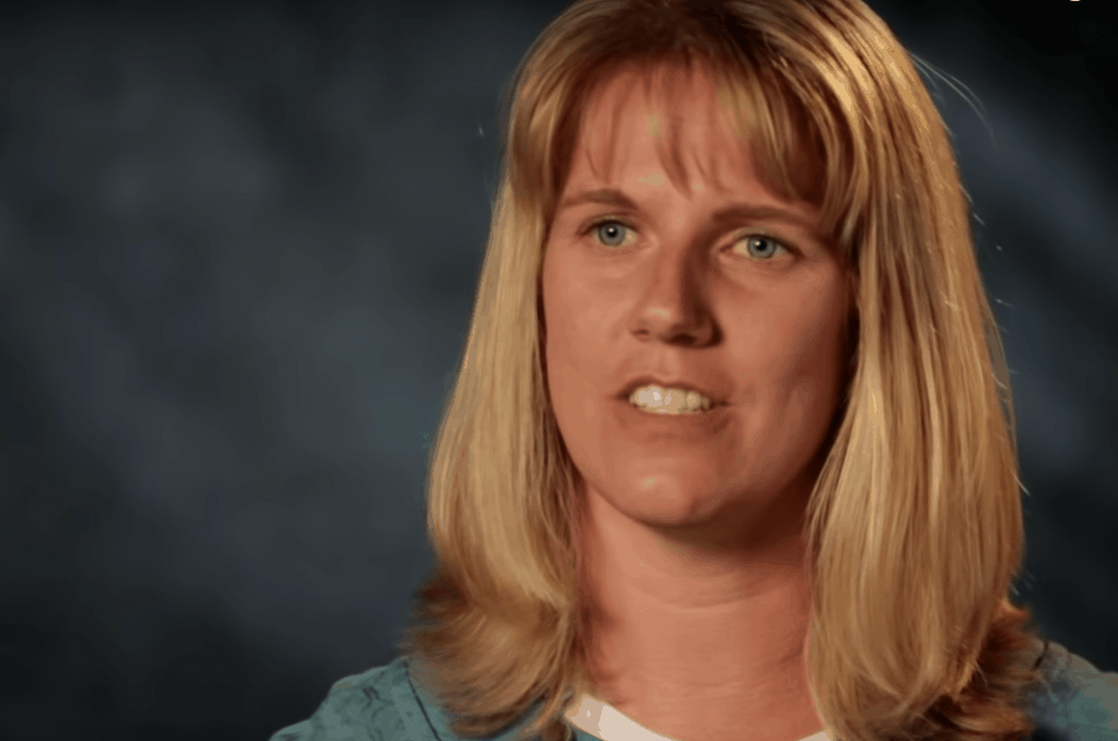 Heidi: another life changed by Jesus Christ. Her video life story appears in The Well, a gospel-centered website housing video life stories of people transformed through receiving Jesus Christ into their life