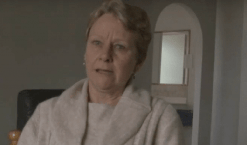 Betty: another life changed by Jesus Christ. Her video life story appears in The Well, a gospel-centered website housing video life stories of people transformed through receiving Jesus Christ into their life