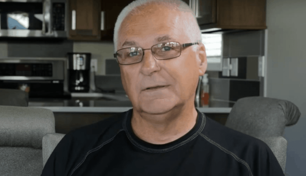 Norm: another life changed by Jesus Christ. His video life story appears in The Well, a gospel-centered website housing video life stories of people transformed through receiving Jesus Christ into their life