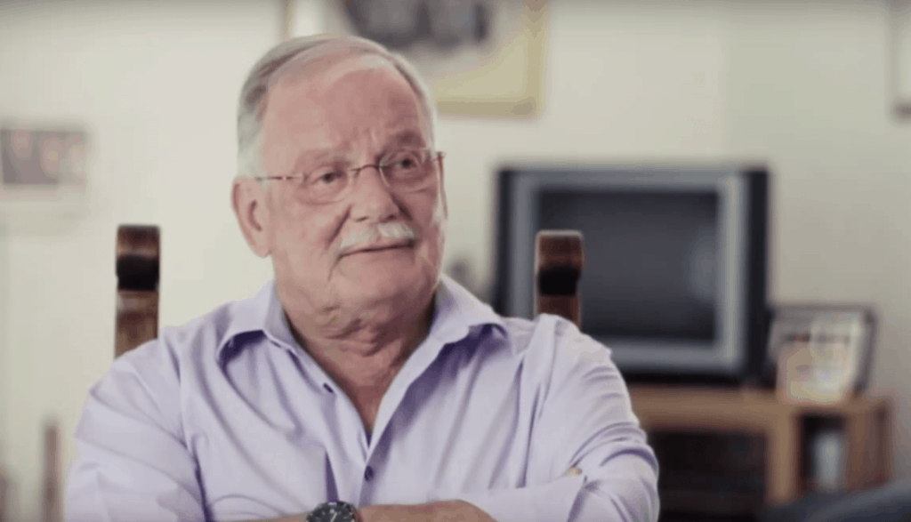 Robin: another life changed by Jesus Christ. His video life story appears in The Well, a gospel-centered website housing video life stories of people transformed through receiving Jesus Christ into their life