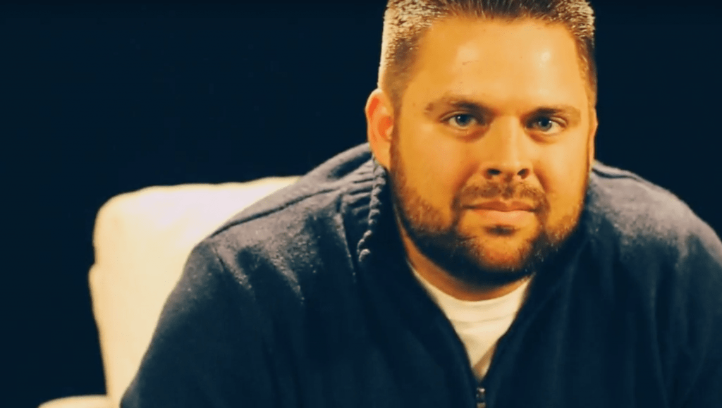 Cody: another life changed by Jesus Christ. His video life story appears in The Well, a gospel-centered website housing video life stories of people transformed through receiving Jesus Christ into their life