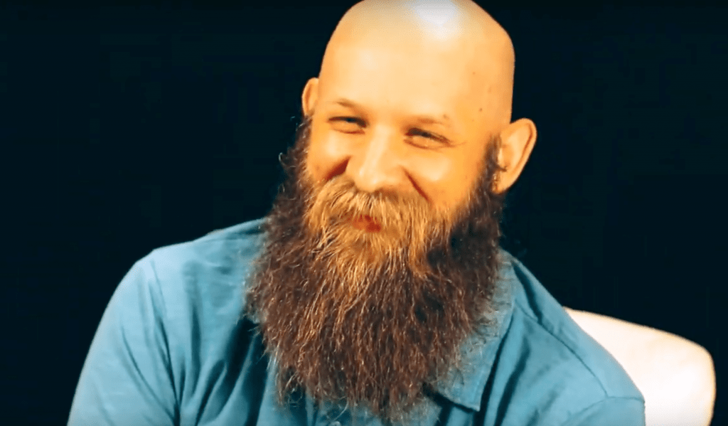 Josh: another life changed by Jesus Christ. His video life story appears in The Well, a gospel-centered website housing video life stories of people transformed through receiving Jesus Christ into their life