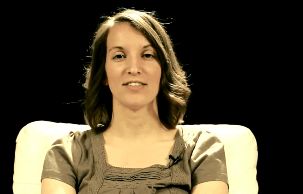Jackie: another life changed by Jesus Christ. Her video life story appears in The Well, a gospel-centered website housing video life stories of people transformed through receiving Jesus Christ into their life