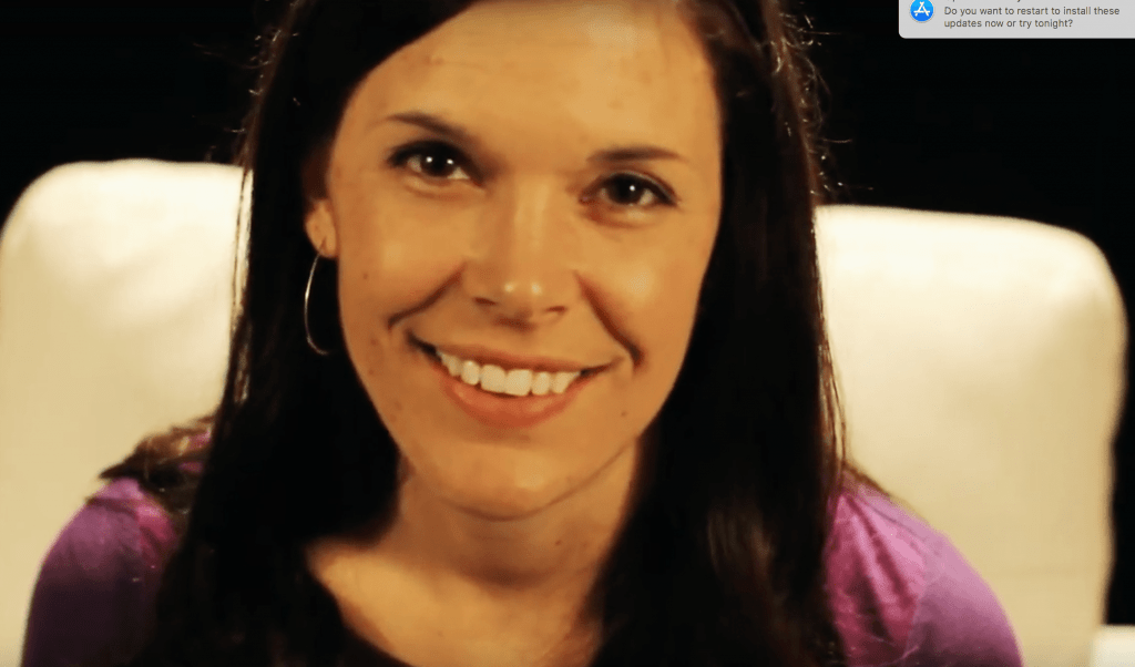 Liz: another life changed by Jesus Christ. Her video life story appears in The Well, a gospel-centered website housing video life stories of people transformed through receiving Jesus Christ into their life