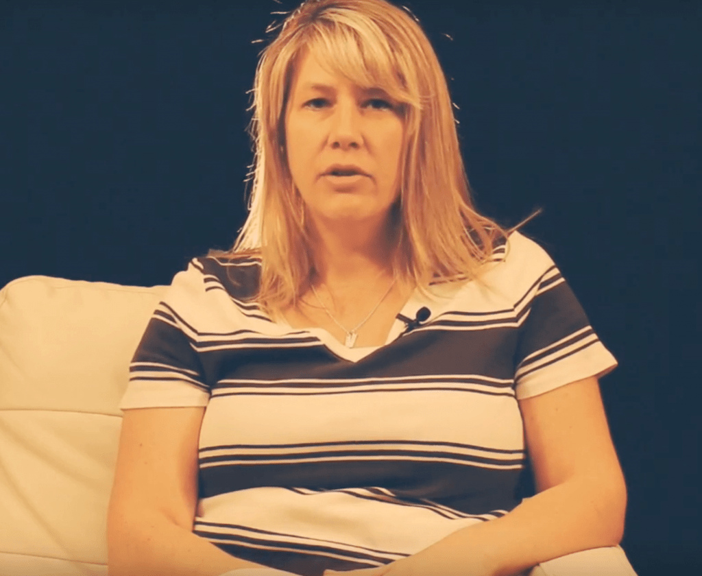 Jodi: another life changed by Jesus Christ. Her video life story appears in The Well, a gospel-centered website housing video life stories of people transformed through receiving Jesus Christ into their life