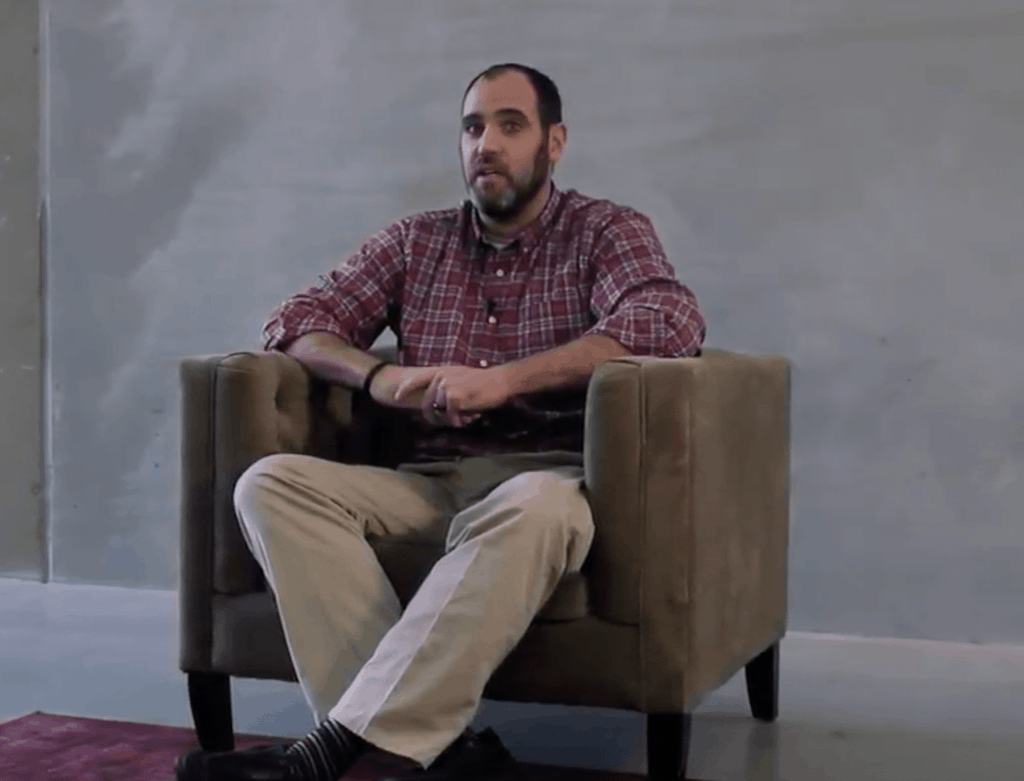 Nick: another life changed by Jesus Christ. His video life story appears in The Well, a gospel-centered website housing video life stories of people transformed through receiving Jesus Christ into their life