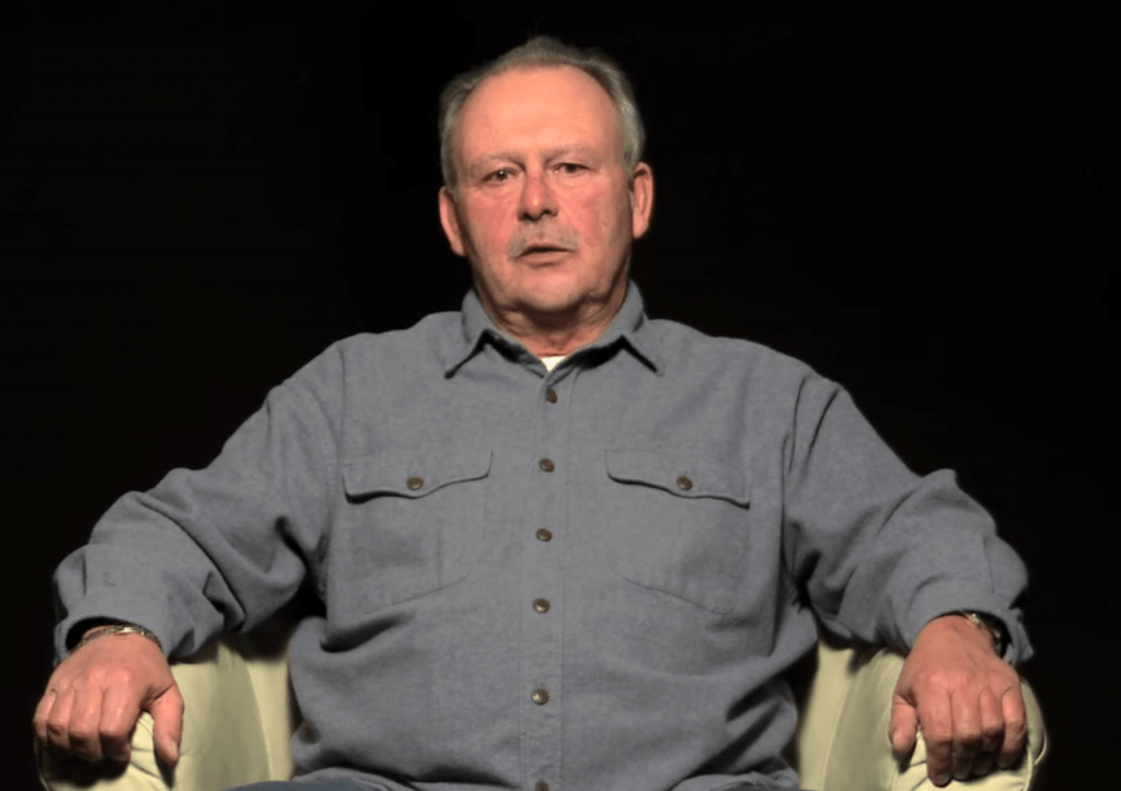 Jim: another life changed by Jesus Christ. His video life story appears in The Well, a gospel-centered website housing video life stories of people transformed through receiving Jesus Christ into their life