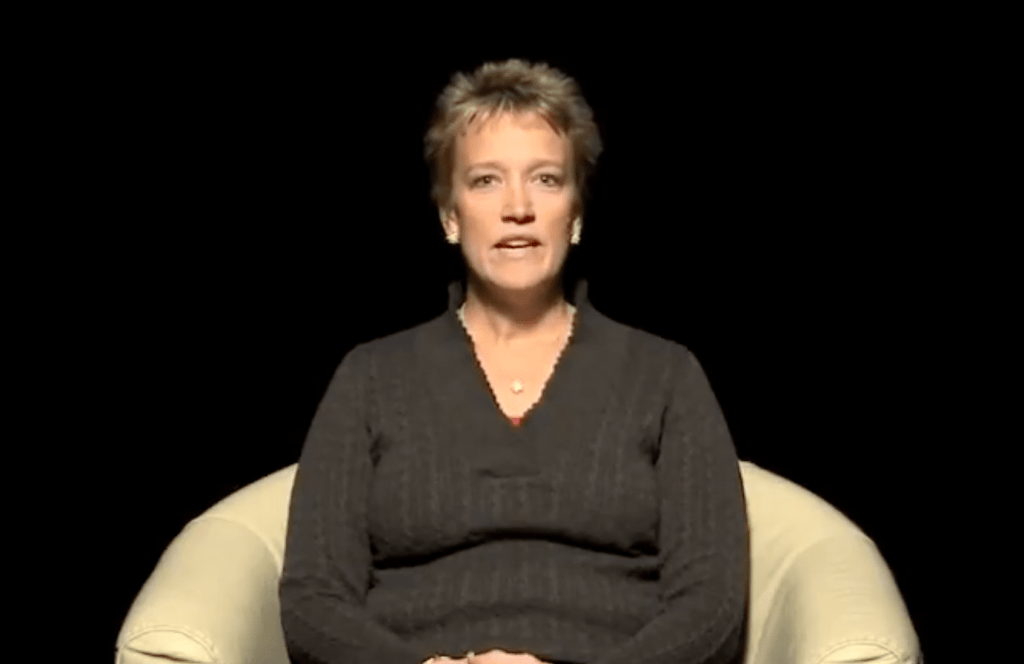 Tricia: another life changed by Jesus Christ. Her video life story appears in The Well, a gospel-centered website housing video life stories of people transformed through receiving Jesus Christ into their life