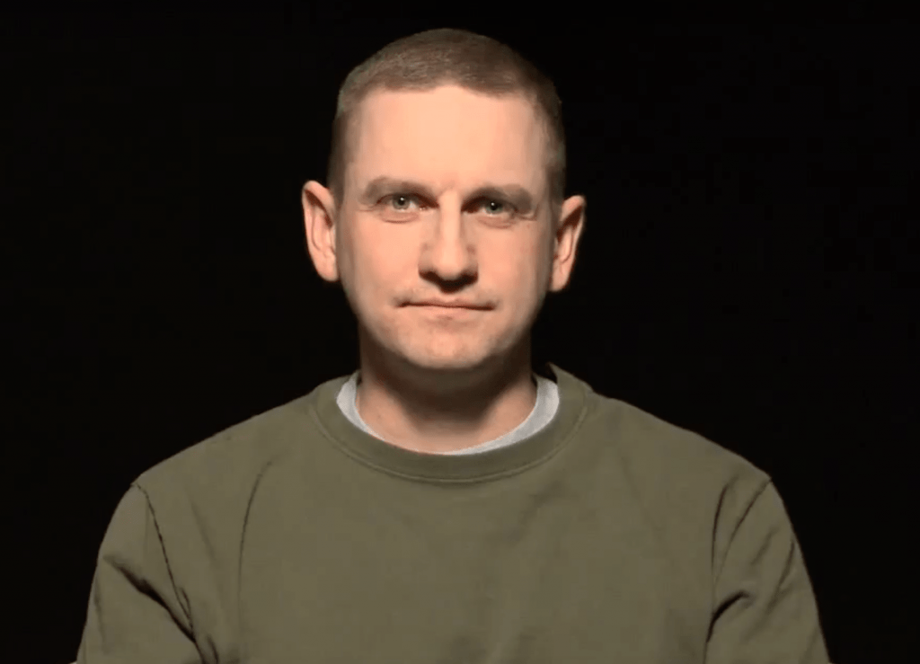 Bryan: another life changed by Jesus Christ. His video life story appears in The Well, a gospel-centered website housing video life stories of people transformed through receiving Jesus Christ into their life