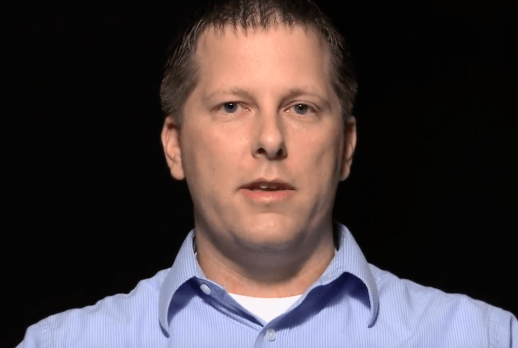 Craig: another life changed by Jesus Christ. His video life story appears in The Well, a gospel-centered website housing video life stories of people transformed through receiving Jesus Christ into their life